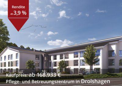 """Pflege- und Betreuungszentrum """"Haus Westfalenhöhe"""" in Drolshagen"""
