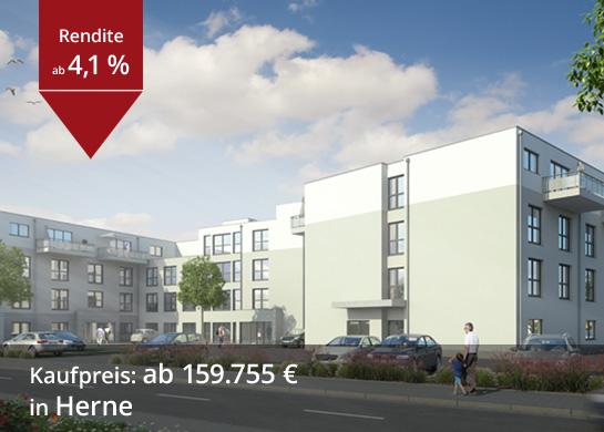 """Pflegezentrum """"Jürgens Hof"""" in Herne"""