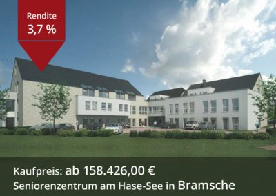 Seniorenzentrum am Hase-See in Bramsche